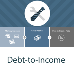 Calculate Debt-to-Income